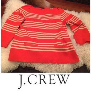 J Crew Boatneck Popover